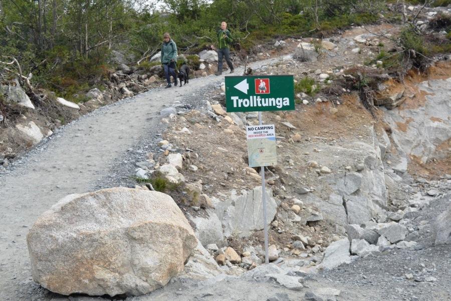 Вопросы по Языку Тролля (Trolltunga)